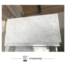 Italy new technology low price carrara white rare marble tile for stair