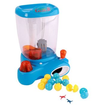 gm652-Novel Mini Candy Grabber Desktop Doll Candy Catcher Machine Egg Grabber for Children