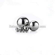 "1/4"" aisi420 steel ball aisi 304 stainless rust prevention"