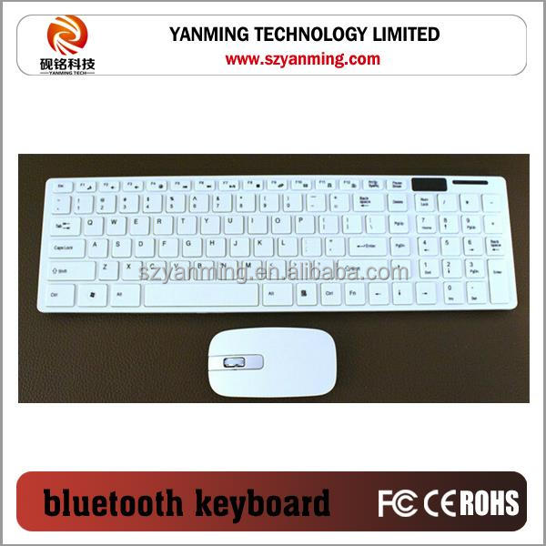 bluetooth keyboard mouse for Ipad,wireless keyboard with mouse,wireless keyboard mouse