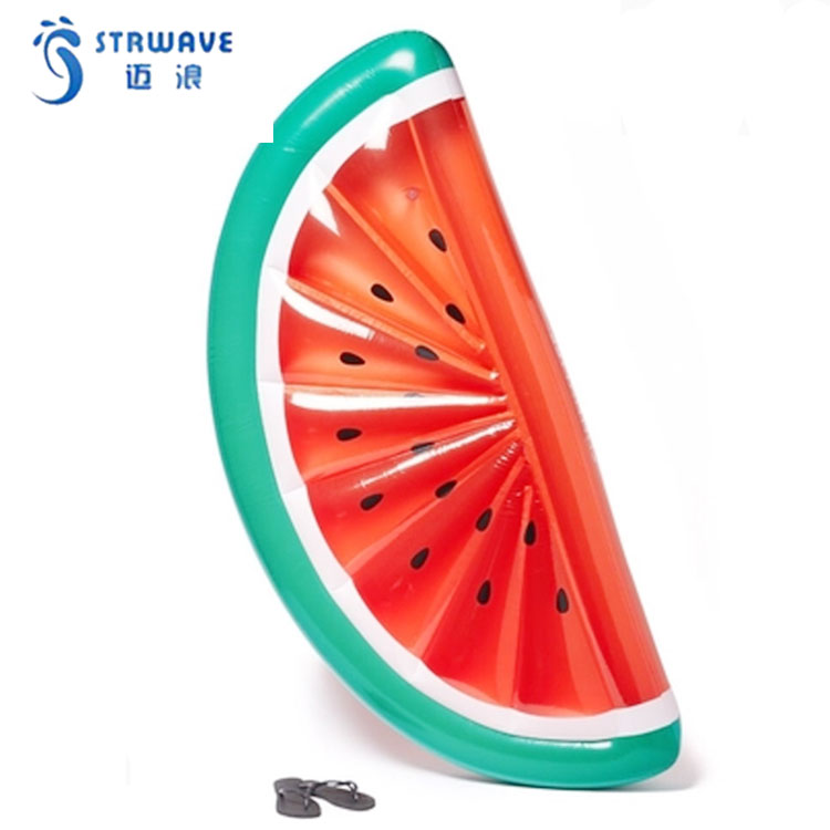 Wholesale Inflatable Giant Watermelon Float For Swimming Pool