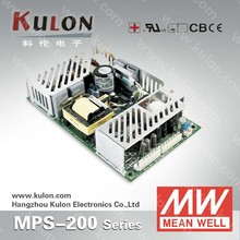 MEANWELL MPS-200-24 24V 200W mastech power supply design basics