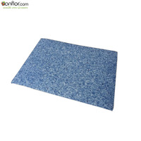 Commercial Waterproof homogeneous 2mm thick pvc flooring roll