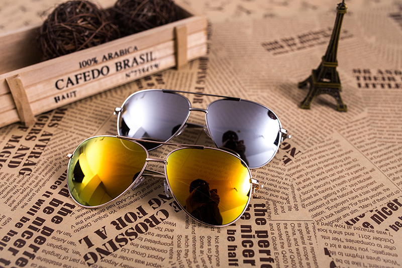 2015 Carter Sunglasses Men Luxury Metal Blue Lens Designer Brand Male New Aviator Sun glasses Italy for Women aviador ray CC0068