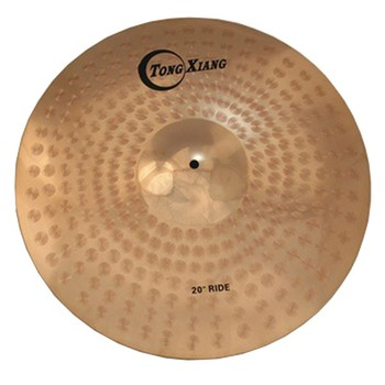 Musical instrument cymbals practice cymbal b8 cymbal for sale