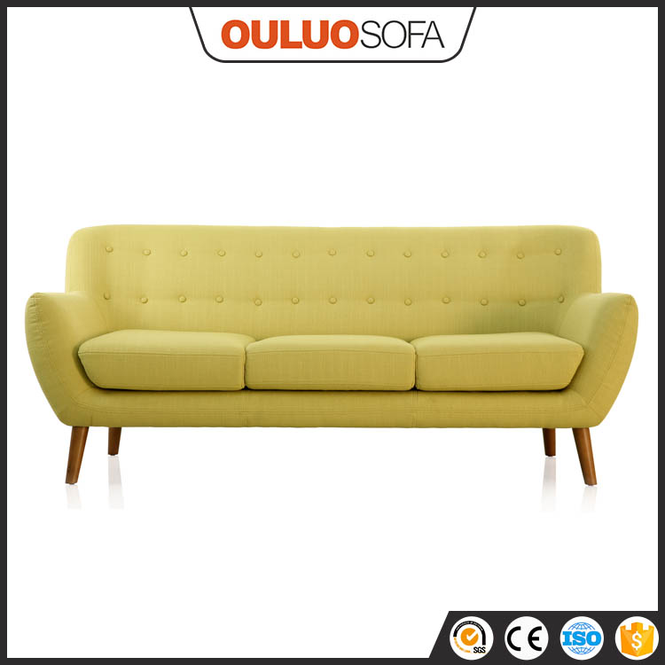 Modern Wooden Living Room Fabric Luxury Sofa Bed For Sale Philippines