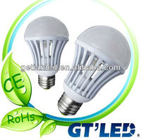 HOT SALE!!!led bulb 6w high hat led bulb