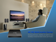 inovative amlogic quad core s905 root access android 5.1 tv box wifi 2.4ghz a95x ott iptv set top box remote control
