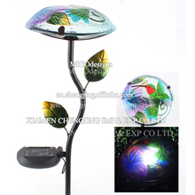 Christmas Light Solar Mushroom Shaped Garden Light for Decoration