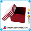 Matt Lamination Printing Handling and box packaging,packing gift Use paper box with brand logo
