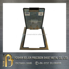 New product customized stainless steel precision metal cover parts, sheet metal fabrication metal enclosure