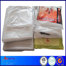Hotel/Home Clear Disposable PE Protctive Table Cloth