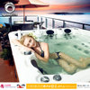 Hydro Mousse Air Switch Portable Bathtub for 6 Adults (S600)