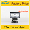 IP67 5inch genuine spot/flood beam offroad 20W cree led light bar /led work light 12V/24V for trucks