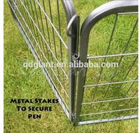 Qualified Large Outdoor Strong Dog Cage