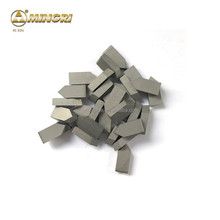 turning tools YG6 tungsten carbide cutting tips carbide brazed tips