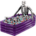 helloween Inflatable Ice buffet, Cold-resist Inflatable Salad Bar for picnics party camping