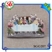 SGG207 Good Sale Resin Religious Statues, Catholic Religious Statues