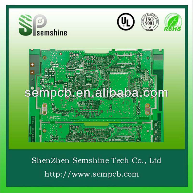 military/telecom/consumer electronics/automotive PCB Assemblies clone