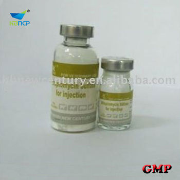 STREPTOMYCIN SULPHATE POWDER FOR INJECTION