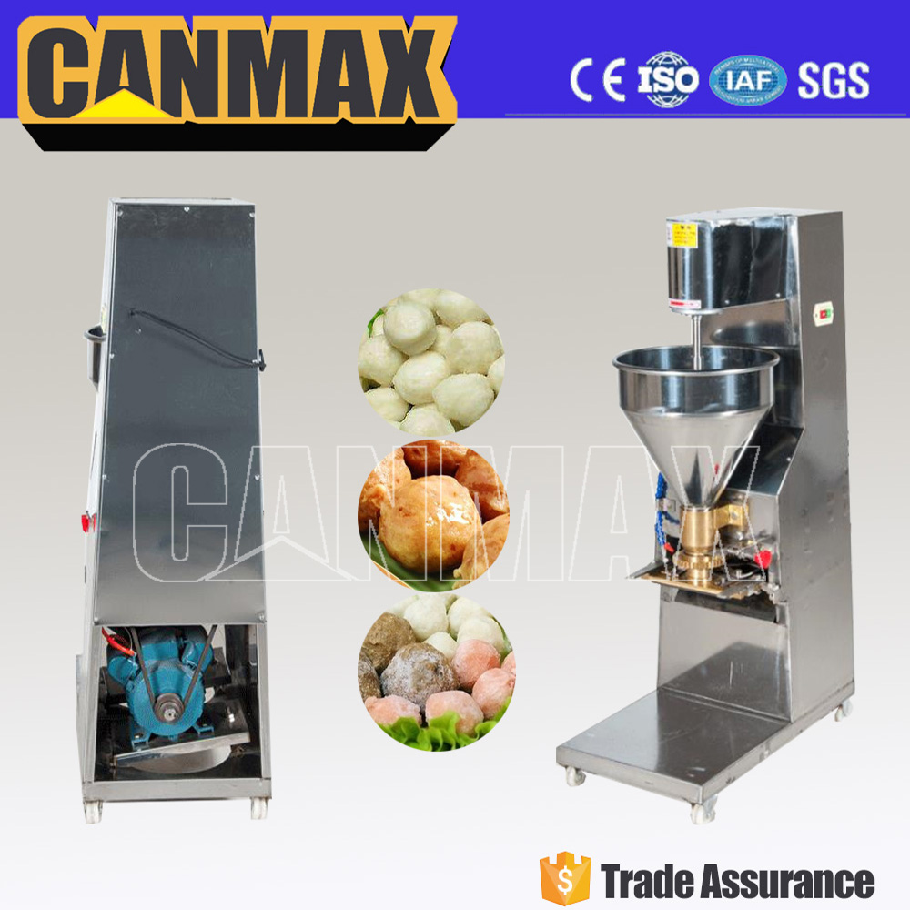 304 stainless steel full automatic beef ball making machine for sale