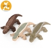 Pet Shop Products Crocodile Squeaky Chew Pet Toy