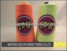 Design customized cheap sewing thread color card