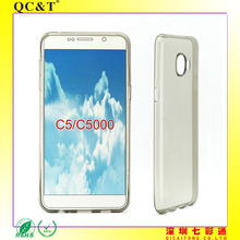 Alibaba TPU Soft transparent Case Protective soft shell case for Samsung Galaxy C5/C5000