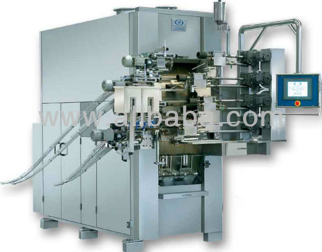 Automatic Wafer Stick 4 Line