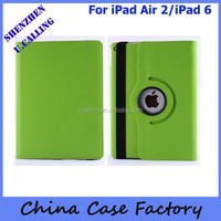 Cheap Price Case For iPad Air 2, PU Leather Case Cover For iPad Air 2/ipad 6