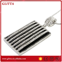 YX042 Fashionable Women Accessory Wholesale Silver