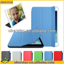 Ultra Slim Smart Cover Magnetic Leather Stand Case For Apple iPad mini Retina 2 Sleep and Wake