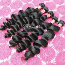 2015 GS 100% raw unprocessed malaysian aliexpress tangle free hair