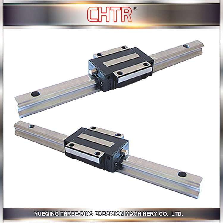 3000mm CNC Machine Metal Linear Guide Rail Slide Way