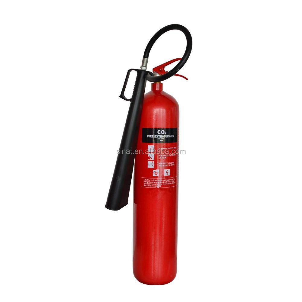 5kg alloy steel co2 fire extinguisher