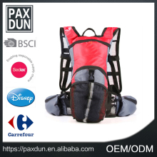Custom cheap bicycle hydration pack 3L helmet pocket port hydration backpack