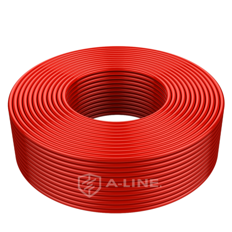 3C PVC Insulated Single Core Copper Bulk Electrical Wire and cable