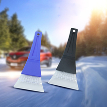 Mini ABS Plastic Snow Shovel and Ice Scraper