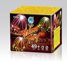 100 shots big cake fireworks