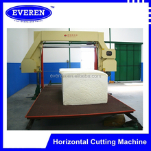 Polyurethane Sponge Foam Horizontal Cutting Machine for Mattress