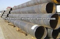 DIN st52.3 seamless steel tube