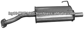 Rear muffler 405365 for HONDA CR-V