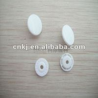 four parts clothing plastic snap button