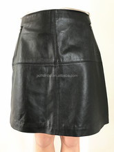 Women Fashion Leather Skirts Leather Skirt Women Tight Leather Skirt