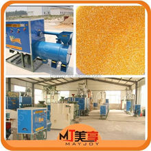 Blue corn grits mill machine and price with different fineness for corn or maize processing