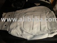 Genuine VW Touareg Leather Seat Covers with Heater