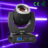 concert show stage lighting system / beam moving head light