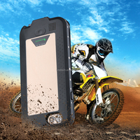 For iPhone 6 6s Ultra Thin 2750mAh Power Bank waterproof Battery Charger Case