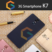 GST K7 bar Android smart phone 6.0 Inch Functional 2 sim card standby Multi color selection
