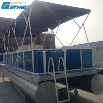 GATHER YACHT 25FT PARTY BOAT SIGHTSEEING BOAT GS246 FOR SALE